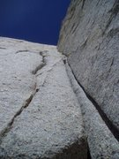 Rock Climbing Photo: The Mithral Dihedral