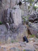 Rock Climbing Photo: The Flatiron.