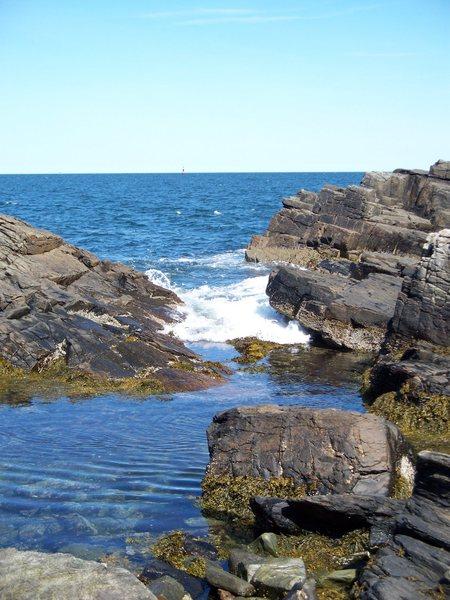 Rock Climbing Photo: south portland maine