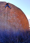 Rock Climbing Photo: Sulli on the Hunk. photo: Lana little