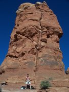 Rock Climbing Photo: i kill u lomg time