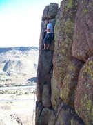 Rock Climbing Photo: cool