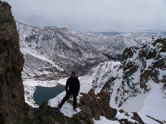 Rock Climbing Photo: kc