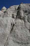 Rock Climbing Photo: Grapevine Canyon Committee Crack. Fingers to hands...