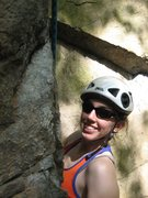 Rock Climbing Photo: At College Rock in Hopkinton, MA