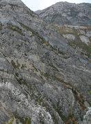 Rock Climbing Photo: YBR preliminary