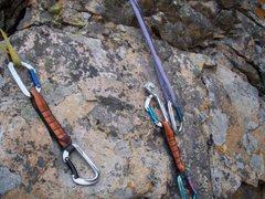Rock Climbing Photo: Geezer wall