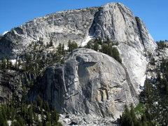 Rock Climbing Photo: Drug Dome and Mariuolumne Dome
