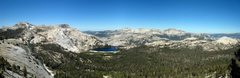 Rock Climbing Photo: Tuolumne panoramic