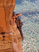 Rock Climbing Photo: Showing the fine art of French Freeing on  the 2nd...