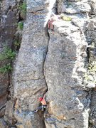 Rock Climbing Photo: Aqualung