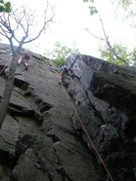 Rock Climbing Photo: Jolly Green Giant