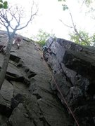 Rock Climbing Photo: Jolly Green Giant
