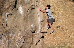 Rock Climbing Photo: Scott Nomi on The Nose.