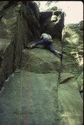 Rock Climbing Photo: Kingsbury Cruise.  Photo:  Yaworsky
