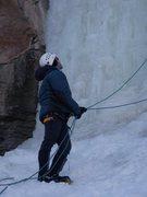 Rock Climbing Photo: Catching