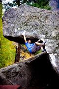 Rock Climbing Photo: Pimpsqueak