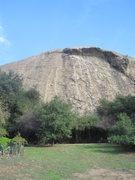 Rock Climbing Photo: Eagle Rock