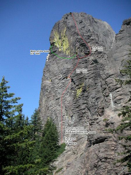 Rock Climbing Photo: Photo Topo