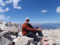 Rock Climbing Photo: 14er