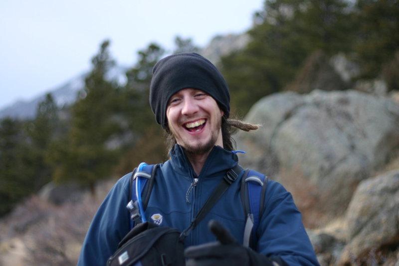 Rock Climbing Photo: Hiking around Lumpy