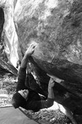 Rock Climbing Photo: sorry i forgot your name dude... if you look at th...