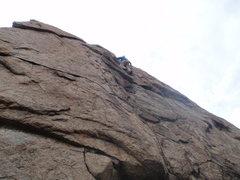 Rock Climbing Photo: bv