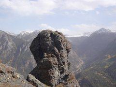 Rock Climbing Photo: Sister Peak