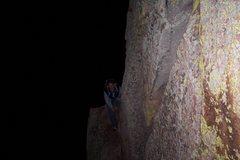 Rock Climbing Photo: 3rd Rap