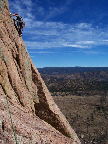 Rock Climbing Photo: Splatte