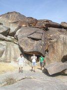 Rock Climbing Photo: Granite Amphitheater