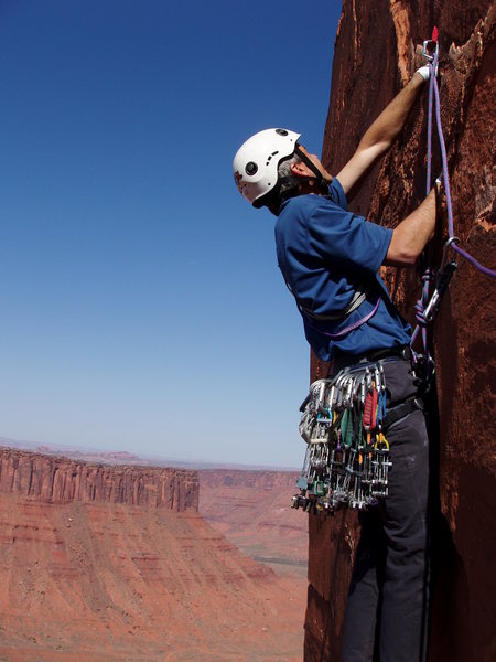 Rock Climbing Photo: And more...