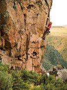 Rock Climbing Photo: crackalackin, Ririe, ID