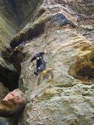 Rock Climbing Photo: Another Doug Reed Route .11b Beautiful!