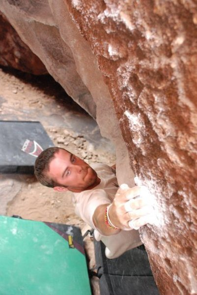 Rock Climbing Photo: Lobsterclaw, classic.