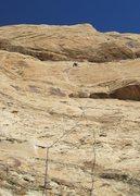 Rock Climbing Photo: Andy