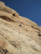 Rock Climbing Photo: Higher