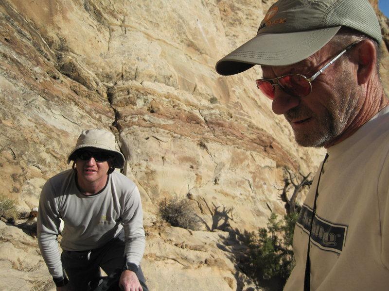 Rock Climbing Photo: The Rats