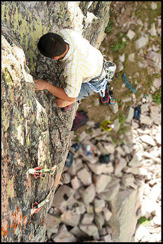 Rock Climbing Photo: Chief Joseph