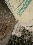 Rock Climbing Photo: A different perspective. The Citadel offers a loft...