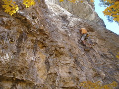 Rock Climbing Photo: A beautiful day for a send