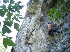 Rock Climbing Photo: Do you feel the thrill?
