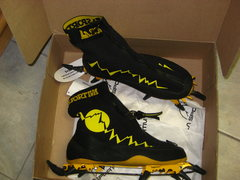 Rock Climbing Photo: La Sportiva Mega Ice size 42