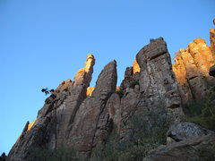 Rock Climbing Photo: LDE