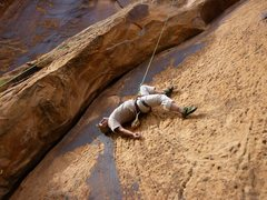 Rock Climbing Photo: Help