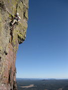 Rock Climbing Photo: A good example of the exposure one can get at the ...
