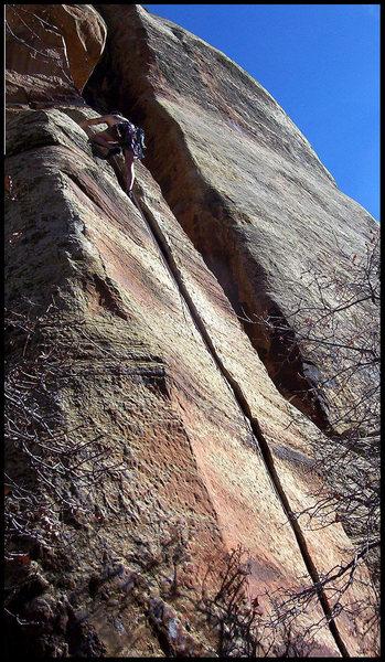 Split Pinnacle
