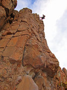 Rock Climbing Photo: Wholly Holey.