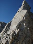 Rock Climbing Photo: Third Pillar of Dana looking mighty impressive on ...