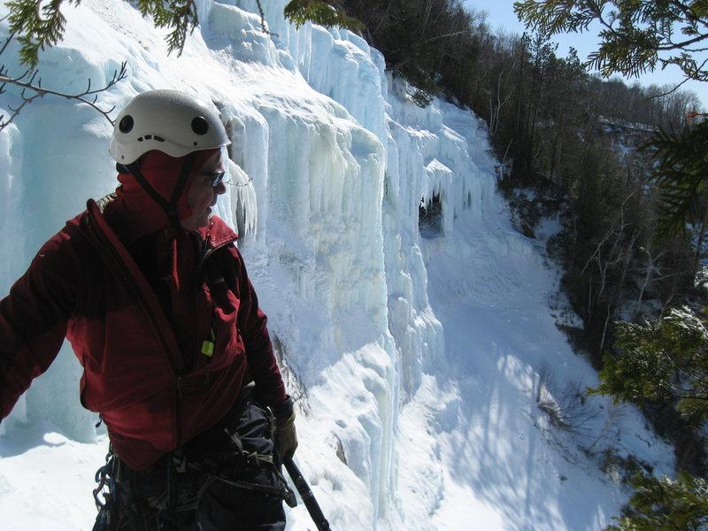 Rock Climbing Photo: Arni Ronis